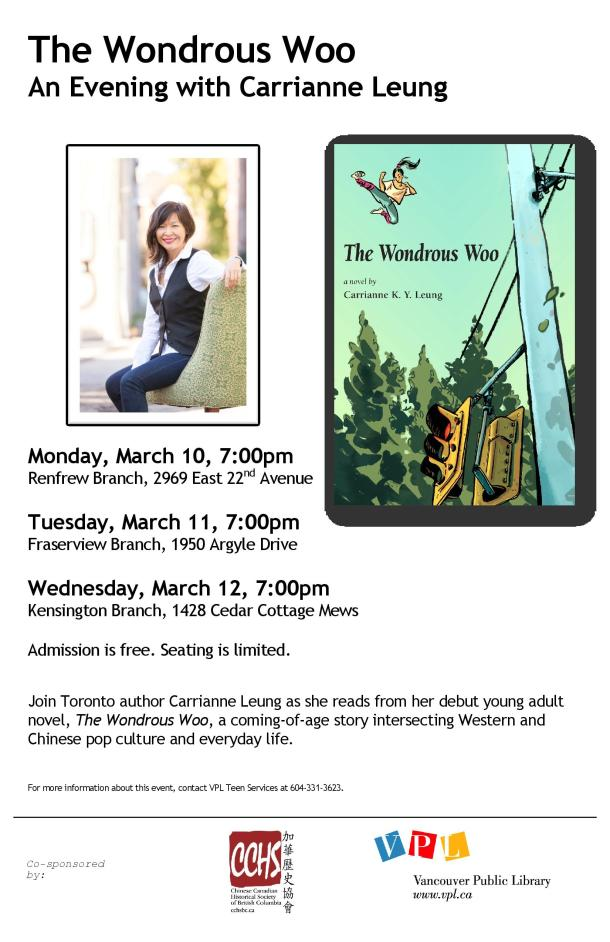 VPL-CCHS Author Reading Poster - 2014-03 Carrianne Leung FINAL-page-001