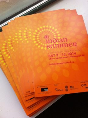 "Indian Summer Festival 2014 Features ""Art Politik"""