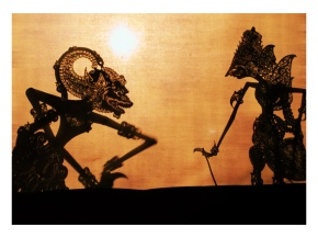 Indonesian Shadow Puppet Show November, 8 11:00 am – 1:00 pm, at the AnvilCentre