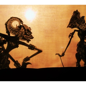 Indonesian Shadow Puppet Show November, 8 11:00 am – 1:00 pm, at the Anvil Centre