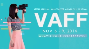 explorASIAN at Vancouver Asian Film Festival (VAFF) – Dark Passage on November 7, 2014