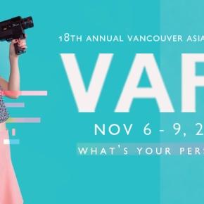 explorASIAN at Vancouver Asian Film Festival (VAFF) – Dark Passage on November 7,2014