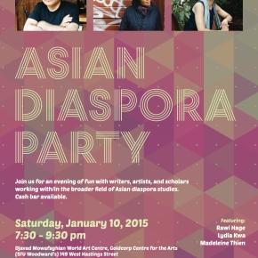 Asian Diaspora Party