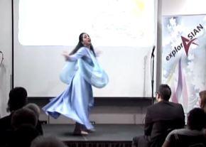 explorASIAN's Persian Poetry in Motion program@VPL