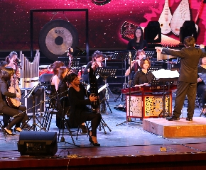 Taiwan's Little Giant Chinese Chamber Orchestra collaborating with Vancouvermusicians