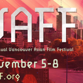 The 19th Annual Vancouver Asian Film Festival is back thisNovember!