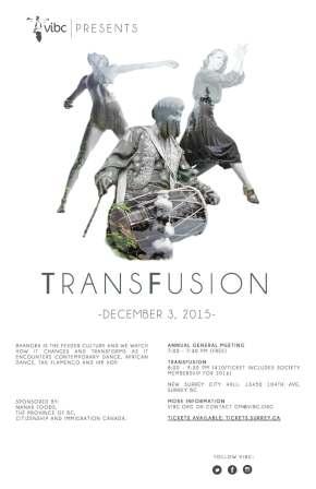TransFusion on December 3,2015