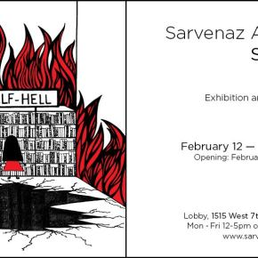Sarvenaz Amanat: Self-Hell, Exhibition and Book Launch