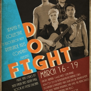 Semper Fi Collective in association with Renegade Arts Company presents: DOGFIGHT