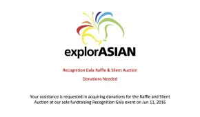 Recognition Gala Call forPrizes