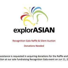 Recognition Gala Call for Prizes