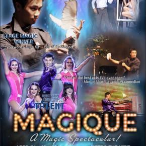 Magique: A MagicSpectacular