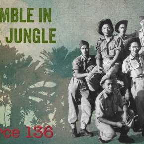 Rumble in the Jungle: The Story of Force 136