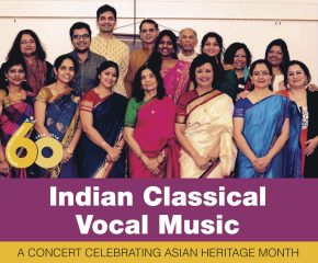 Concert – Indian Classical Vocal Music