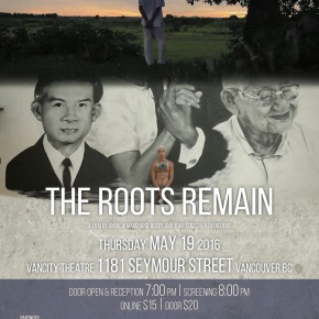 The Roots Remain – VAFF 20 Screening event