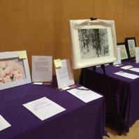 Beautiful Silent Auction items