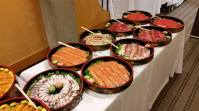 Thanks to Fujiya for your delicious Japanese cuisine!