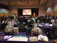 Full house and Silent Auction at the Recognition Gala 2016!