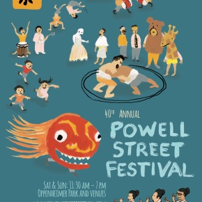 Powell Street Festival: Call-Out for Volunteers