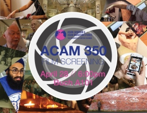 ACAM 350 Film Screening