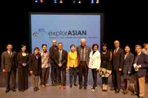 Photos from the explorASIAN Opening Ceremony!