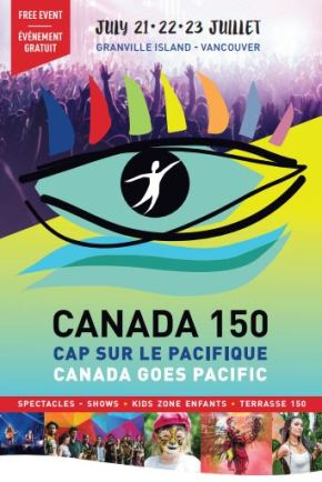 CANADA 150: CANADA GOES PACIFIC