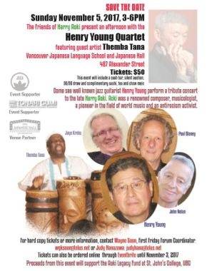 Henry Young Quartet
