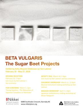 BETA VULGARIS: THE SUGAR BEETPROJECTS