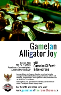 Apr 26 Alligator Joy Tabloid Poster Version 1