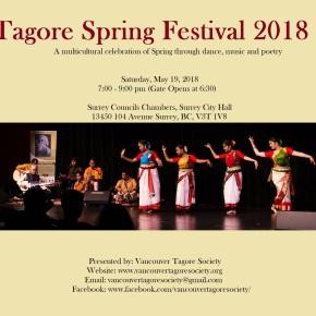 4th Annual Tagore Spring Festival2018