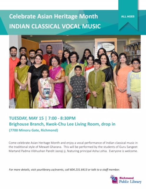 Student Concert - PJSOM - May 18, 2018
