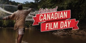"""National Canadian Film Day Screening: """"A Time toSwim"""""""