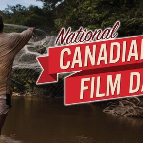 "National Canadian Film Day Screening: ""A Time to Swim"""