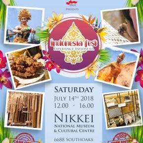 The Indonesia Fest: ExperienceIndonesia