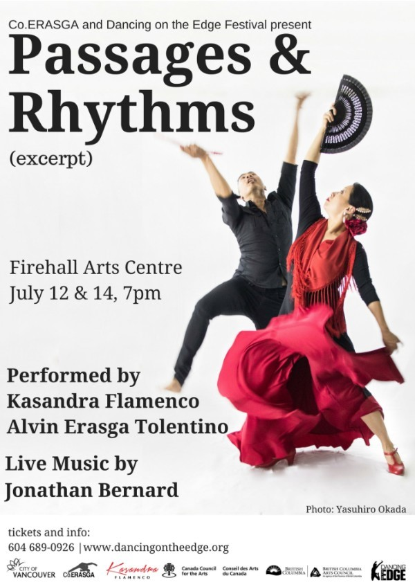 Passages and rythms