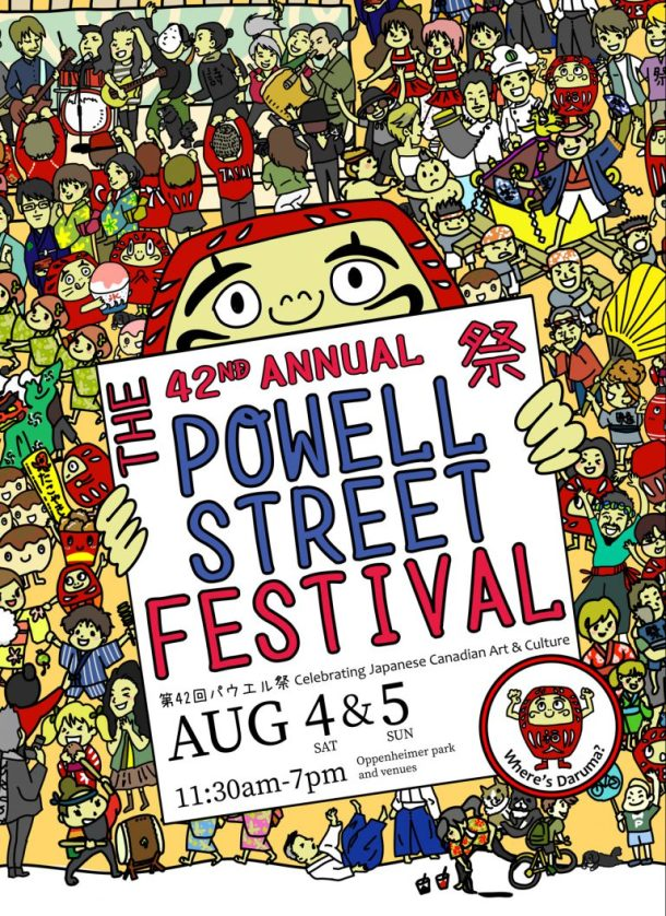 powell st festival