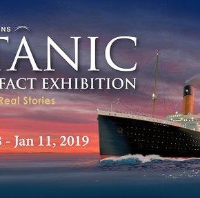 Titanic: The ArtifactExhibition