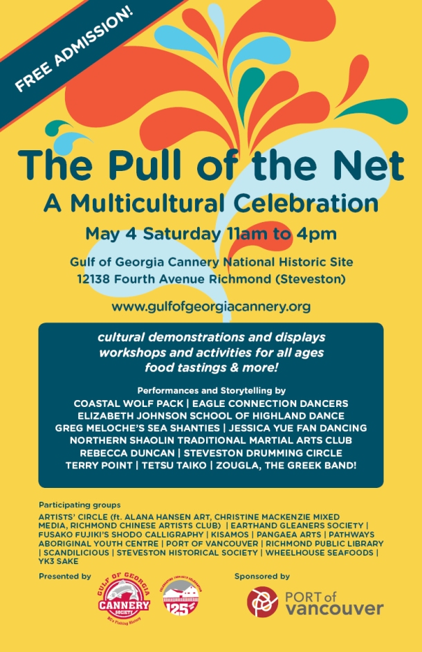 The Pull of the Net: A Multicultural Celebration | Vancouver