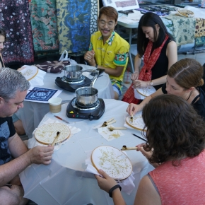 Indonesian Batik Workshop: Experience BatikPainting