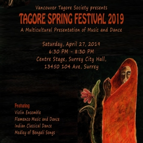 Tagore Spring Festival 2019