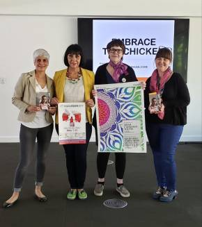 Embrace the Chicken (BookLaunch)
