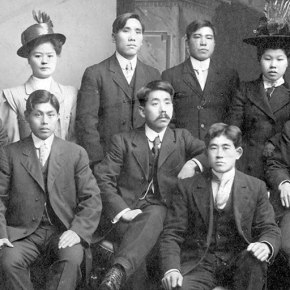 UBC Library's Chung Collection is added to the Canadian Commission for UNESCO's Canada Memory of the WorldRegister