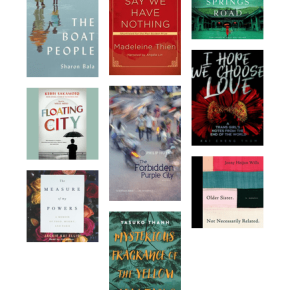Vancouver Public Library Asian Heritage Month ReadingList
