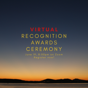 Virtual Recognition Awards Ceremony – June 19
