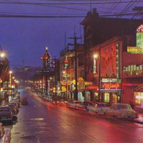 "City Opera Vancouver is Seeking Asian-Canadian Singers for new Opera ""CHINATOWN"""